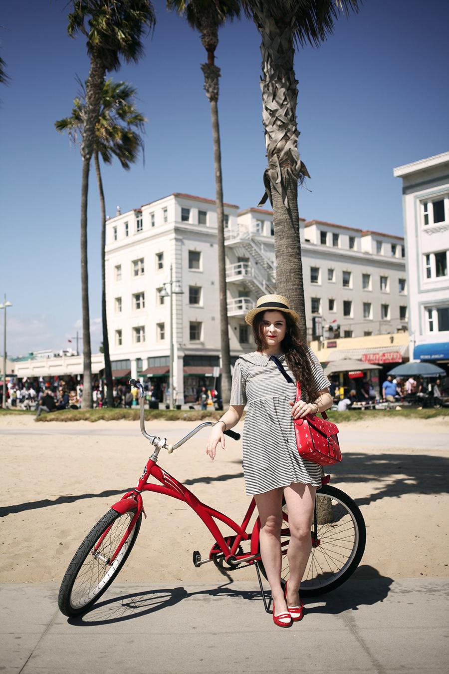 Venice beach bike rides