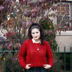 chunky knit uniform