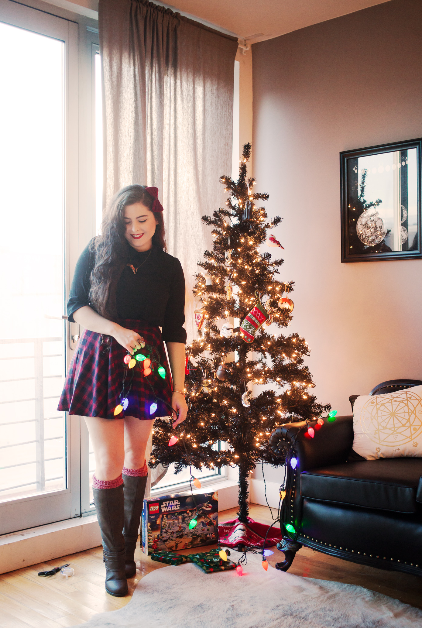 holiday traditions (plus win free boots!)