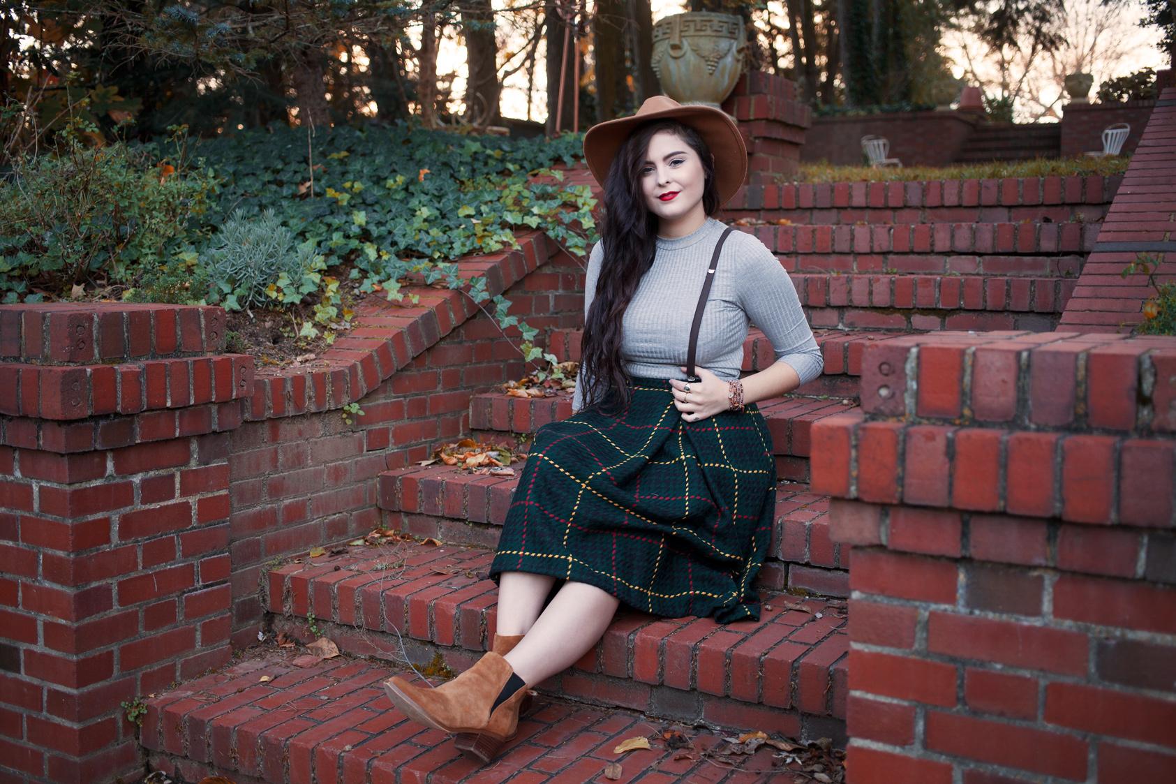 My midi skirt love