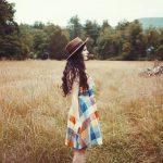 dreaming of fields in Woodstock