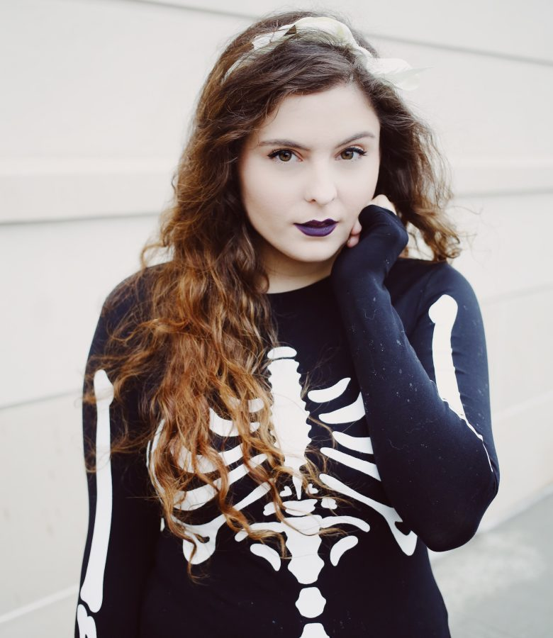 The Skeleton Dress