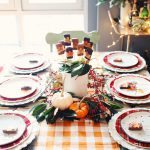 the perfect Thanksgiving center piece