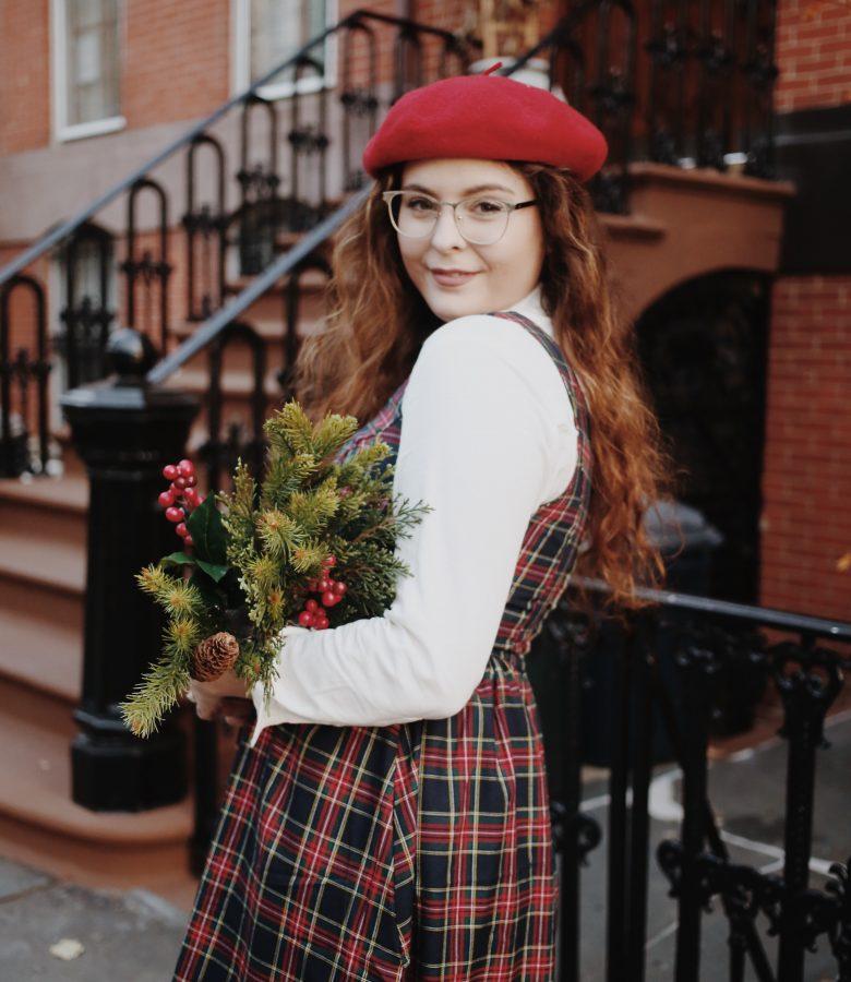 A very Modcloth Christmas
