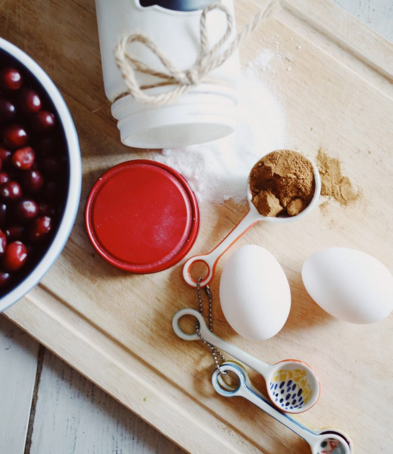 Easy Cranberry ideas for Thanksgiving