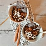 My Favorite Recipes: easy vegetarian chili recipe!