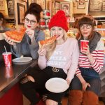 pizza babes
