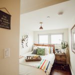 Guest Bedroom reveal with Raymour & Flanigan