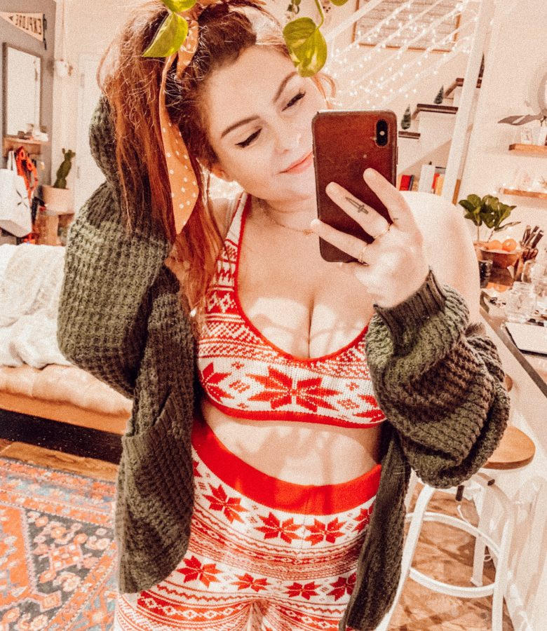 1/8/19 Daily Look + What I got for Christmas!