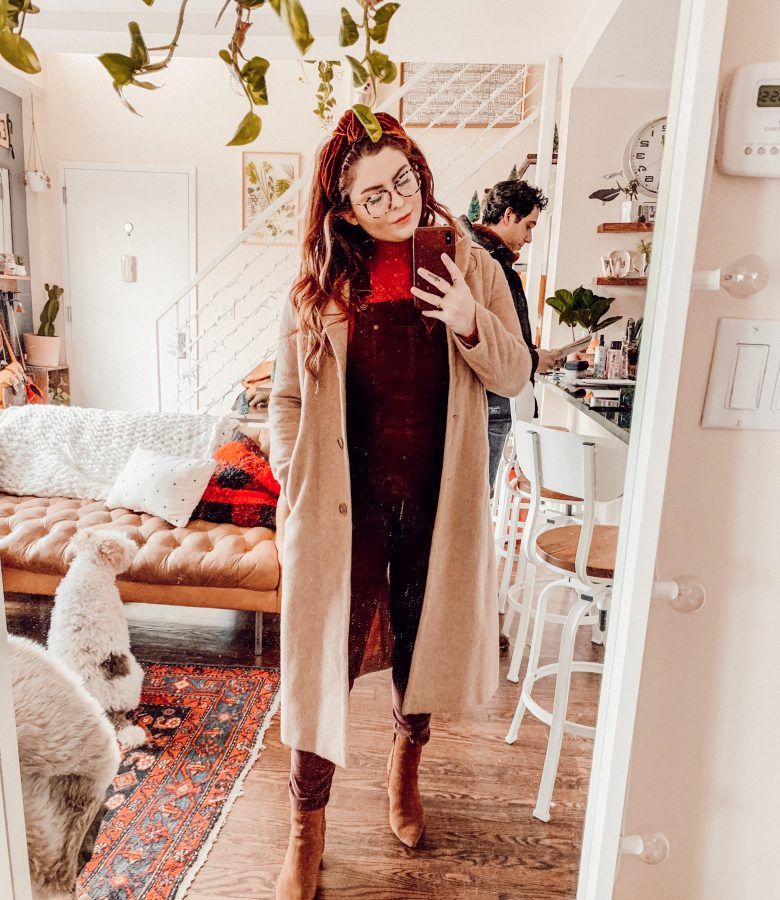 1/12/19 Daily Look + VLOG #1
