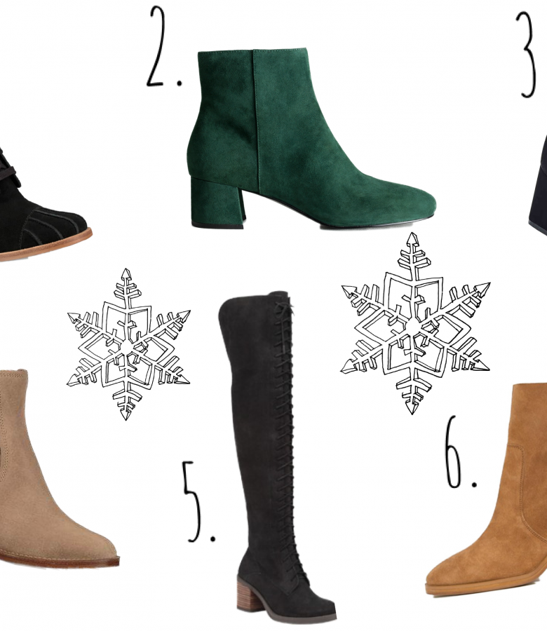 My Favorite Winter Boots!