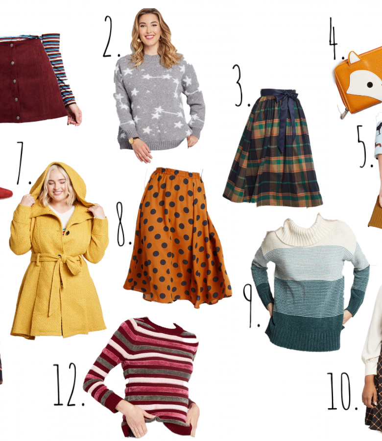 My ModCloth Sale Favorites