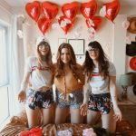 How to Throw the Perfect Galentine's Sleepover!