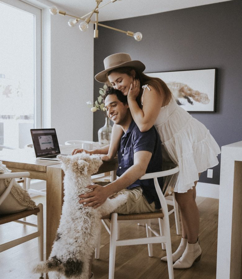 Our Registry with David's Bridal and Blueprint