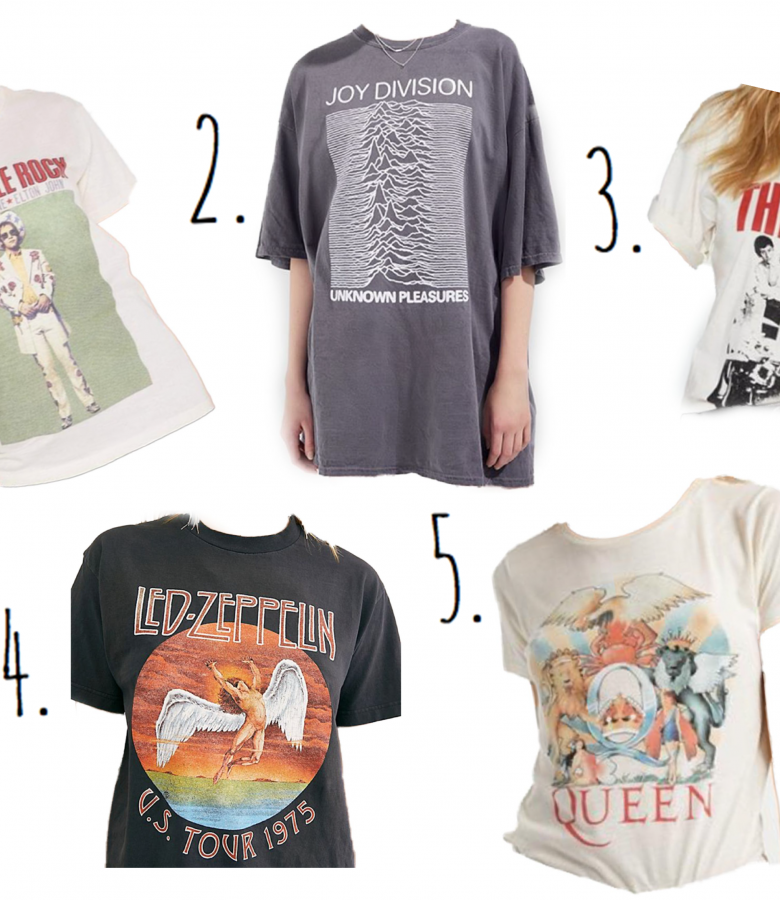 My Current 5 Fave Tees!