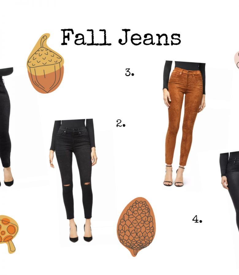 the BEST fall denim