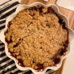 My Favorite Recipes: Easy apple crumble!
