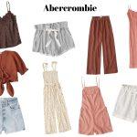 Abercrombie spring sale!