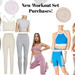 new workout sets!