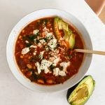 MY FAVORITE RECIPES: EASY TACO SOUP